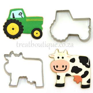 Farmyard Fun Cookie Cutters