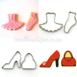 Goodies For Girls Cookie Cutters