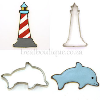 Sea And Surf Cookie Cutters