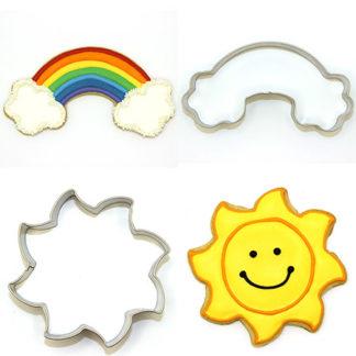 Whatever The Weather Cookie Cutters